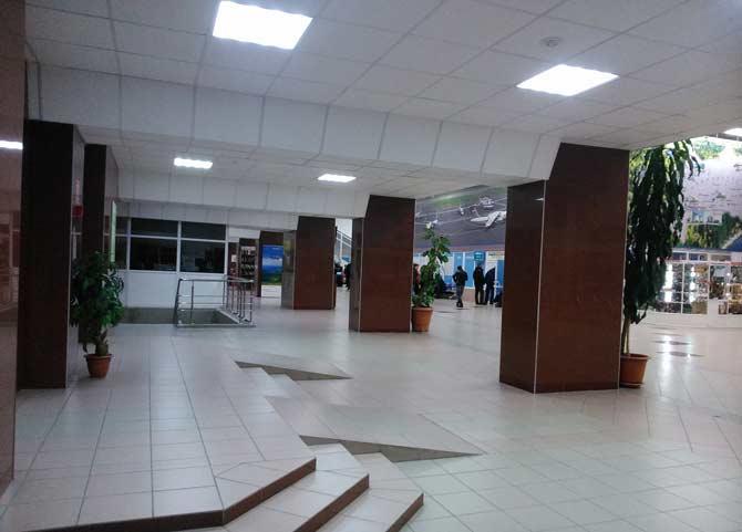 Фото аэропорта Нижневартовск