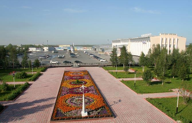 Фото аэропорта Нижневартовск 7