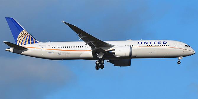 Боинг 787-9