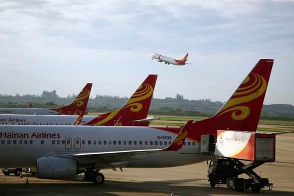Самолеты HNA Group Co