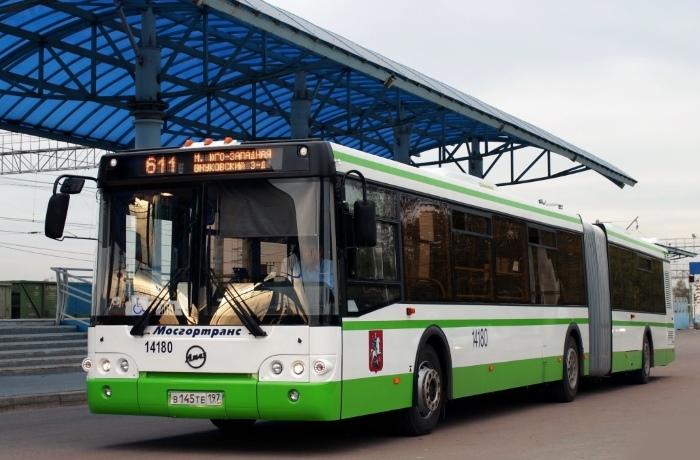 Автобус № 611 до Внуково