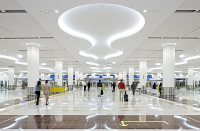 Терминал 3 в Дубаях