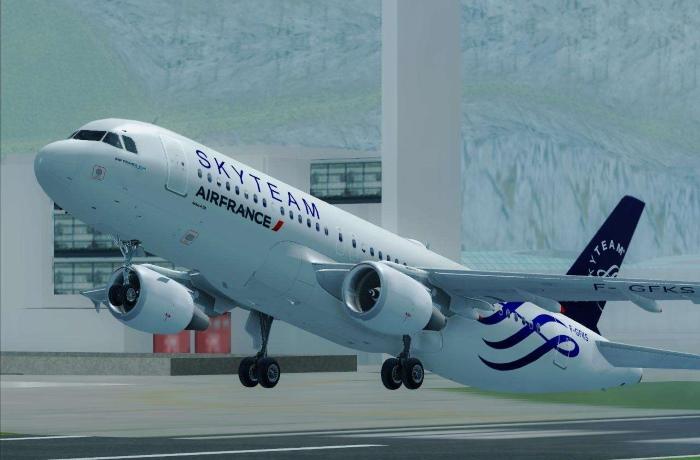 Skyteam Air France