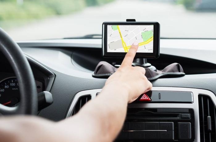 Навигация в машине