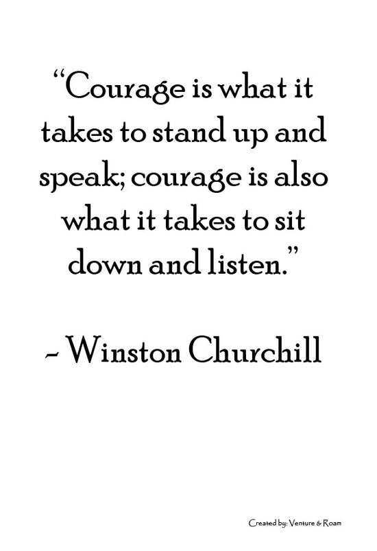 courageToListen