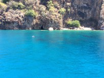 Snorkeling The Caves, Treasure Point, Norman Island