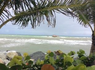 Palmas Del Mar looking east towards Vieques