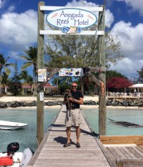 Randy & Patton, Anegada, BVI