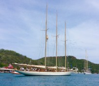 Classic Yacht Regatta, Antigua