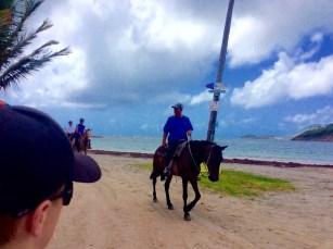 Hiking the northeast coast of St. Lucia