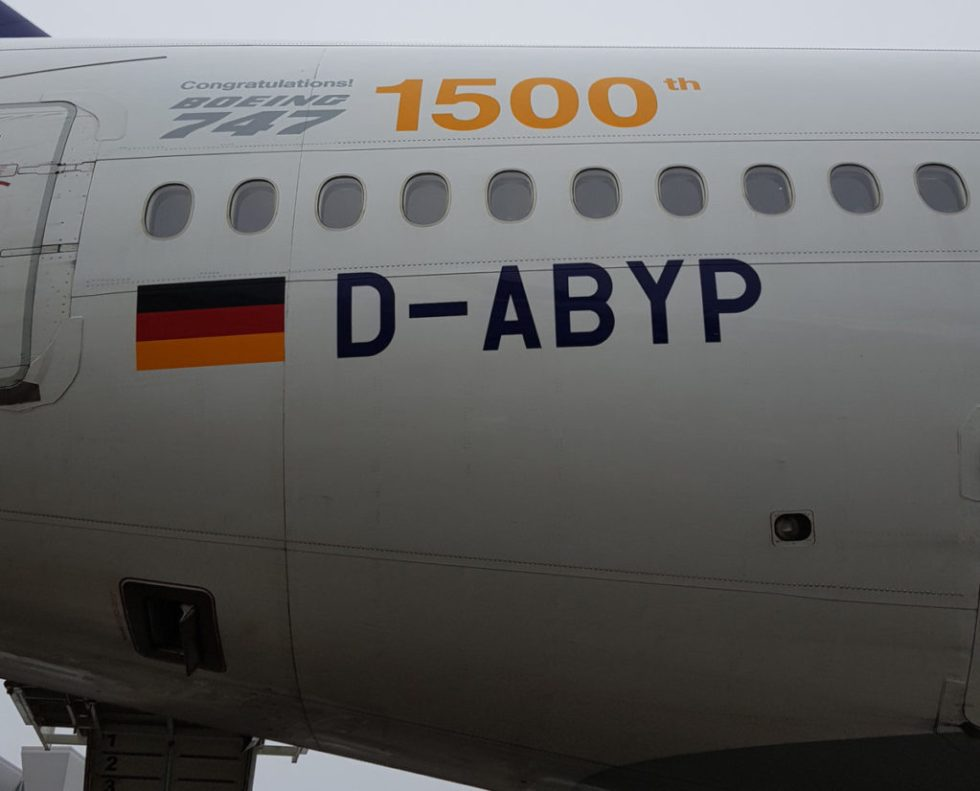 D-ABYP 1500th boeing 747