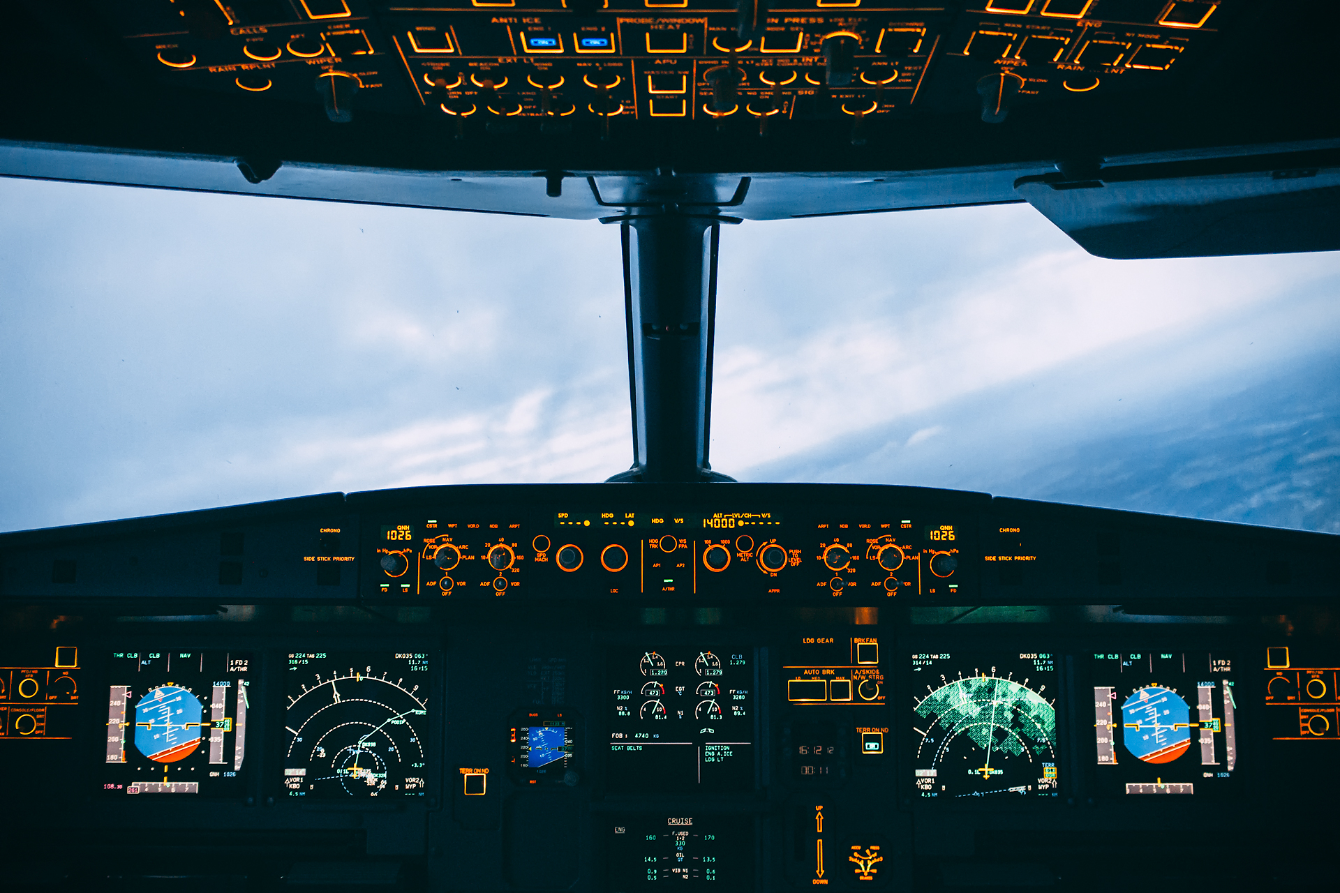 Cockpit Wallpaper High Definition Free Download Pilotstories