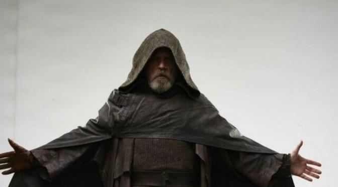 Nuevas fotos de Star Wars: The Last Jedi muestran de cerca a Snoke.