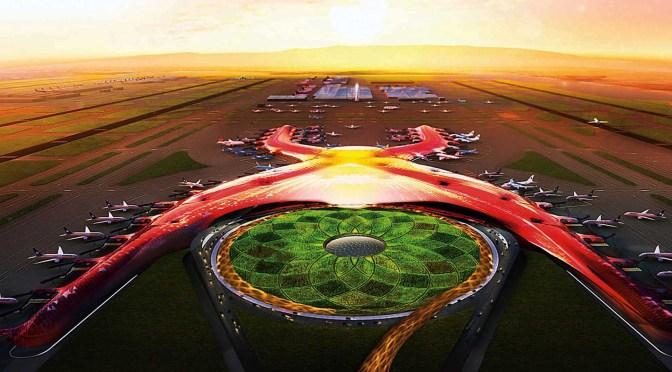 Inversionistas de nuevo aeropuerto capitalino esperan derrota de AMLO: Bloomberg