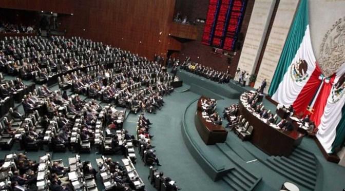 Diputados piden a Senado periodo extraordinario para eliminar fuero