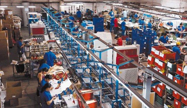 Actividad industrial se estanca en septiembre; frena tres meses al alza: Inegi
