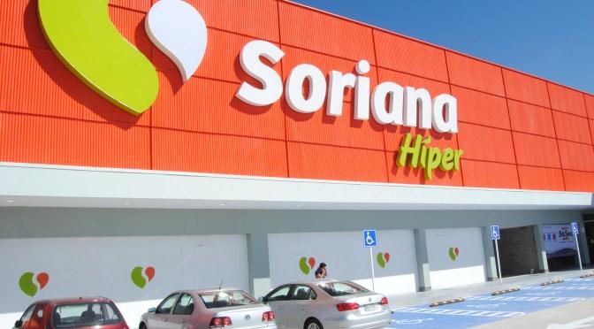 Garantiza Soriana abasto de productos por coronavirus