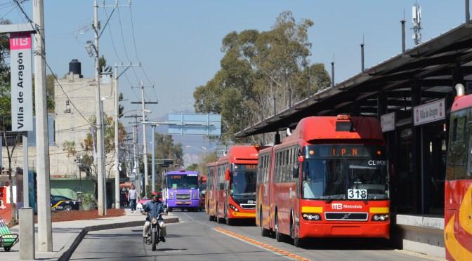 Detienen a presunto asaltante de pasajeros en Línea 6 del Metrobús