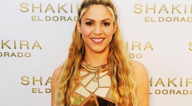 Shakira reanudará conciertos hasta junio de 2018