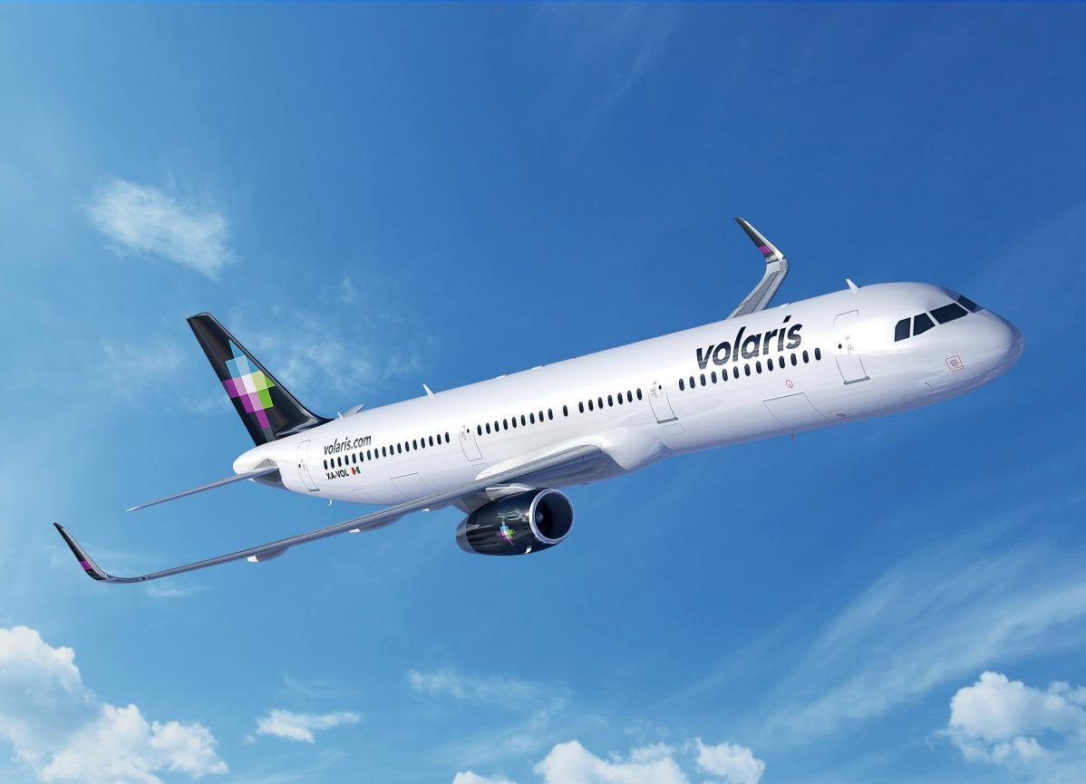 Volaris anuncia nueva ruta y más frecuencias a partir de octubre