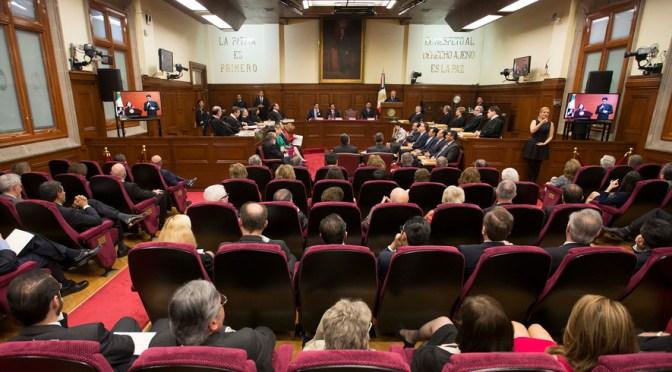 Suprema Corte declara constitucional el resguardo domiciliario