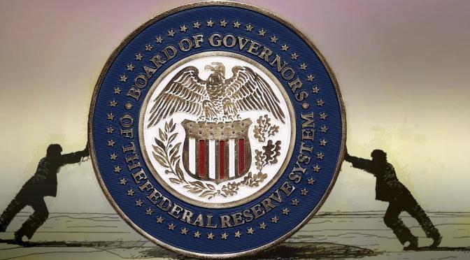 Fed: mejora su perspectiva de PIB y sube ligeramente la de tasas a partir del 2019