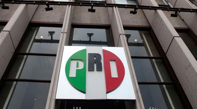 PRI rechaza que tenga vínculos con Cambridge Analytica