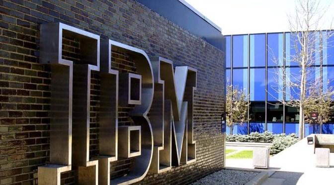 IBM se suma a la liquidación de asuntos fiscales y engrosar recaudación del SAT