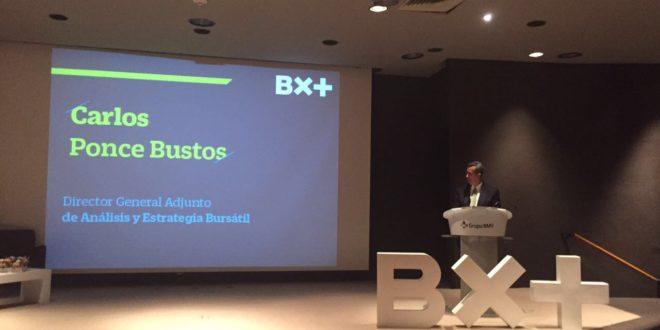 Grupo Financiero B×+ presentó libro sobre inversiones en la Bolsa de Valores