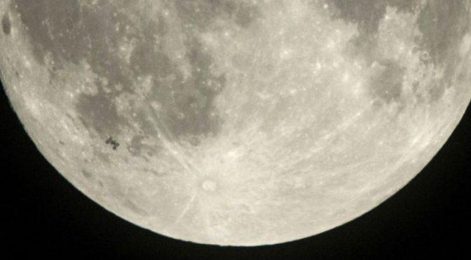 Experimentada mujer llegará a la Luna en la era del cambio