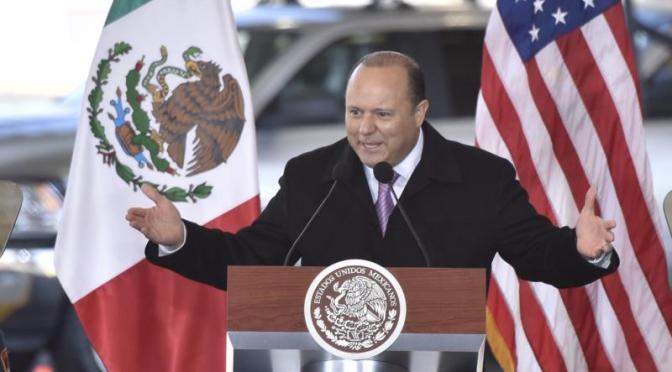 PGR presenta 6 solicitudes formales de extradición contra César Duarte