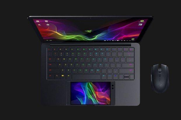 Presentan híbrido entre Laptop y teléfono inteligente Android