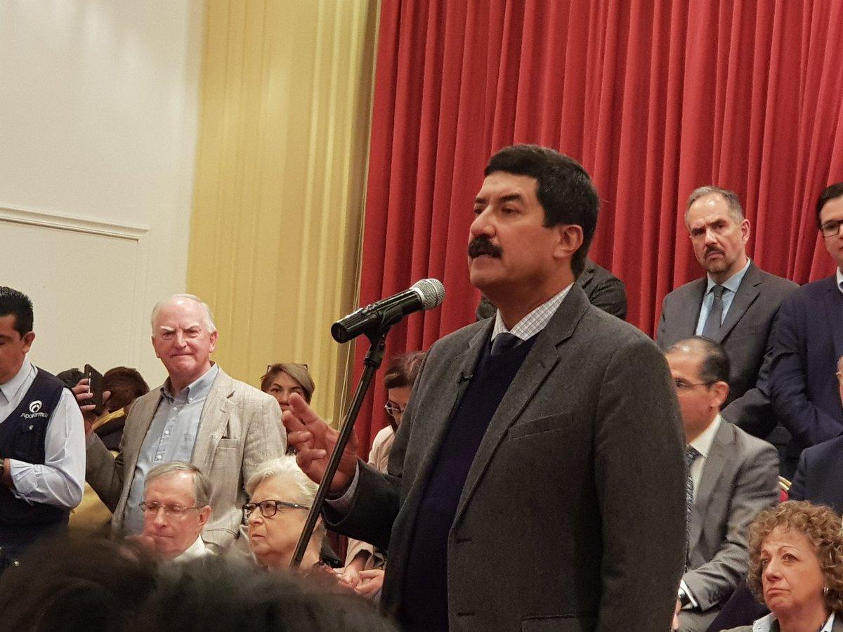 Comité Anticorrupción se desmarca del gobernador Javier Corral