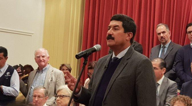 PRI denuncia a Javier Corral ante la Fepade por desvío de recursos