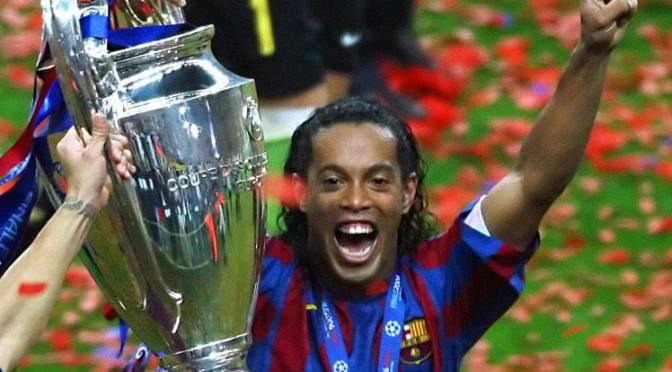 De las canchas a la política… Ronaldinho se afilia a partido evangélico de Brasil