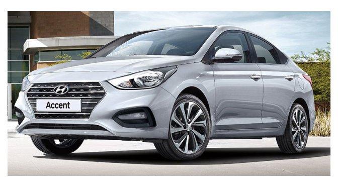 Accent hecho en México, el auto más vendido de Hyundai en el país