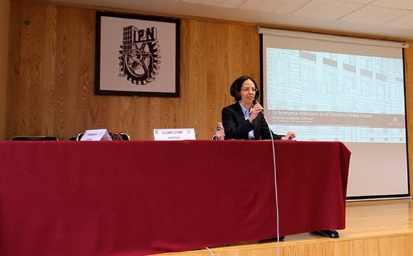 Nombran a Alejandrina Salcedo economista en jefe de Hacienda
