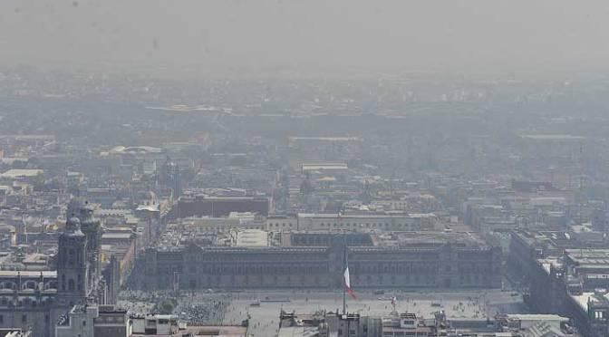 Estudio en Reino Unido atribuye asma infantil a contaminación atmosférica