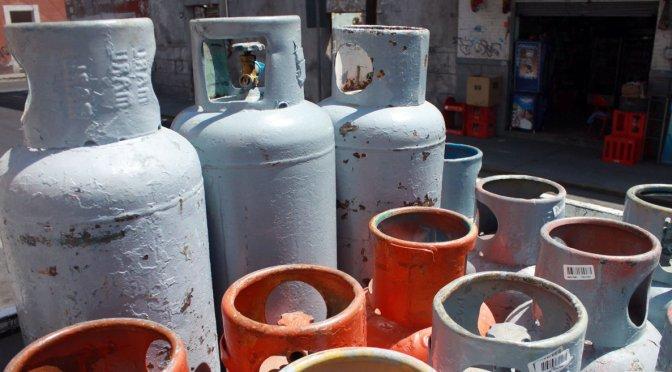 Precio de gas LP bajó 6.0 por ciento: Profeco