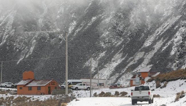A partir de hoy, prohibido el paso de vehículos al Nevado de Toluca