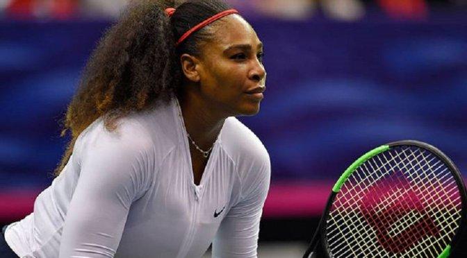 Serena Williams vuelve a las canchas tras un año inactiva