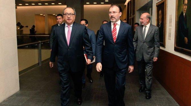 Cancillería y SEP promoverán la cultura mexicana en el exterior