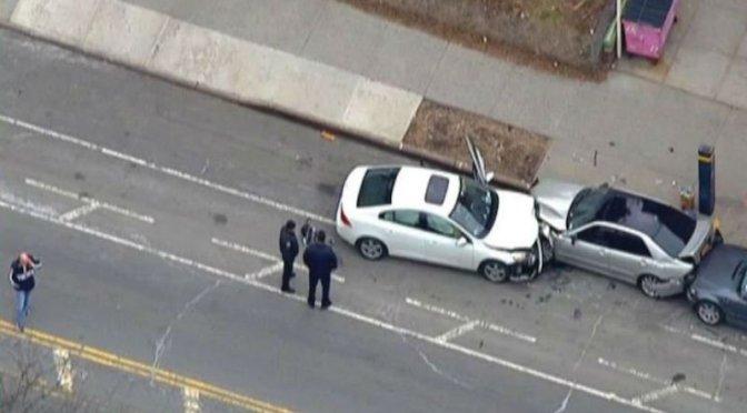 Mueren dos niños tras ser arrollados por automóvil en Brooklyn
