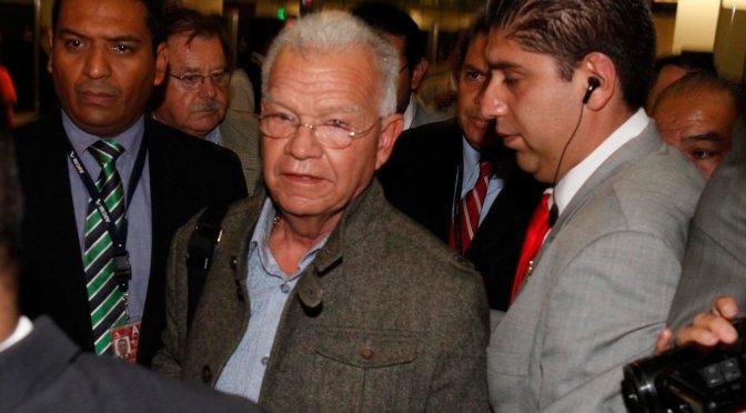 Condenan a casi 11 años de prisión a Andrés Granier por peculado
