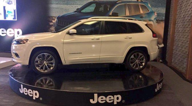 Modelo Cherokee 2019 llega a México
