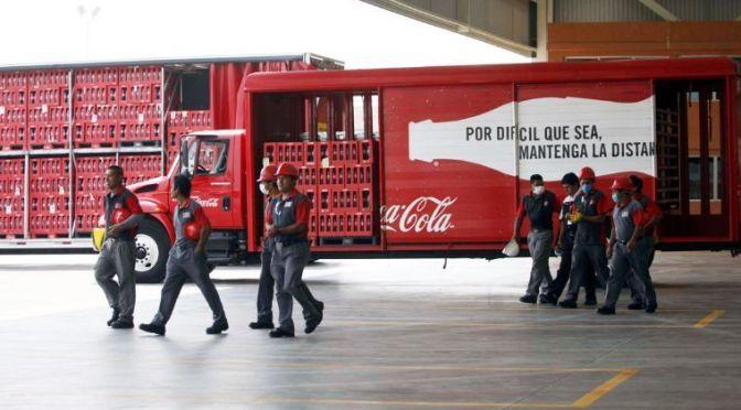 Coca-Cola FEMSA cierra operaciones en Ciudad Altamirano