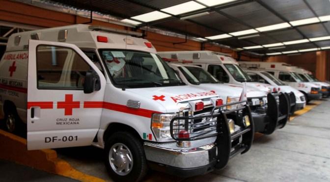 Cruz Roja concientizará a alumnos de UAEM sobre prevención de accidentes