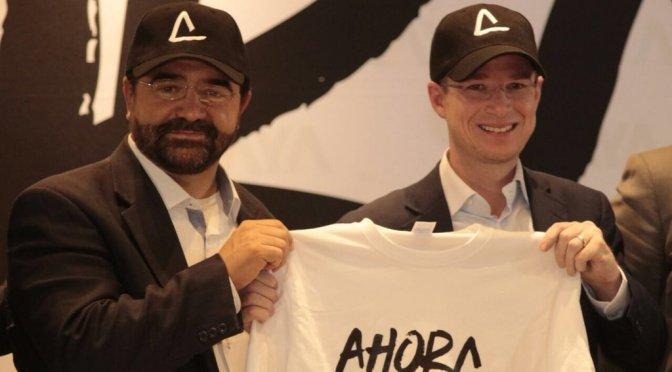Se suma Emilio Álvarez Icaza a la campaña de Ricardo Anaya