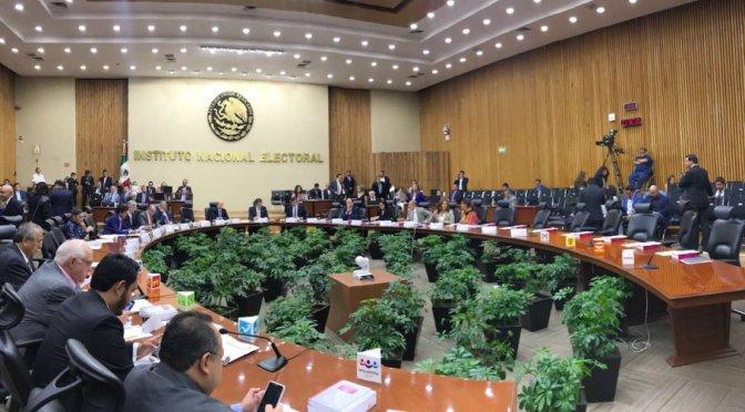 Meade, Zavala y Cuauhtémoc Blanco piden seguridad para sus campañas