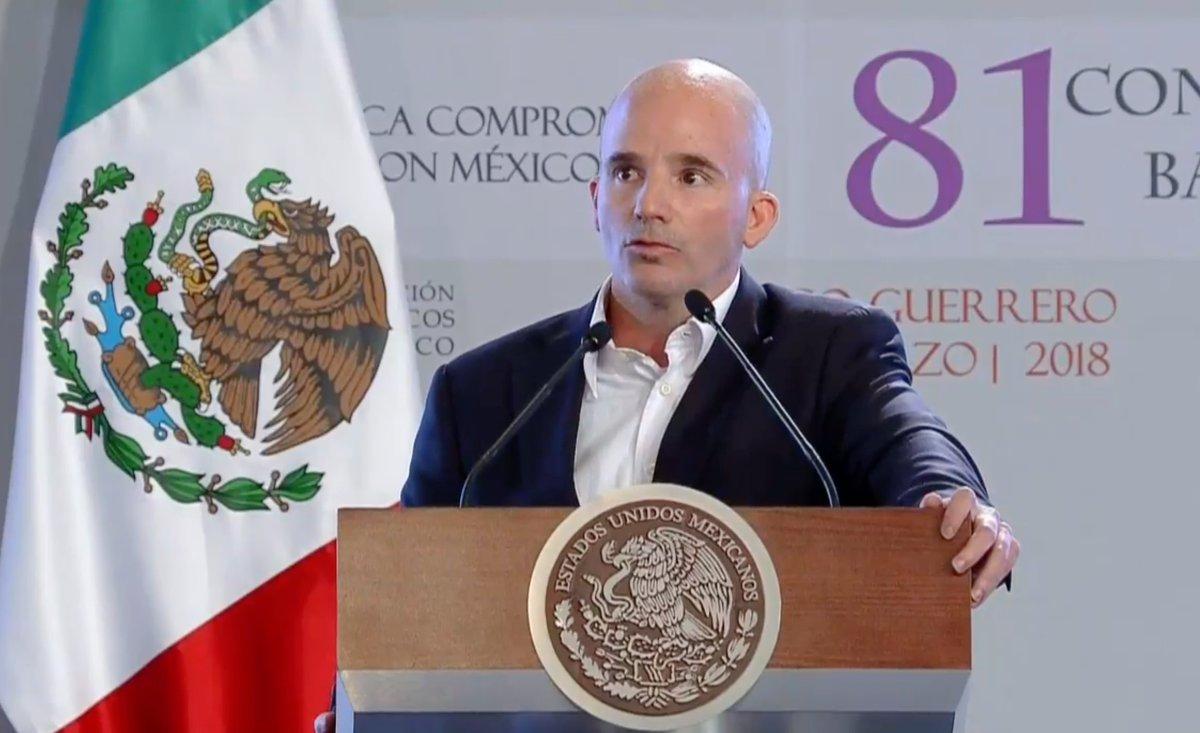 González Anaya va a reunión de ministros de Finanzas de la Alianza del Pacífico